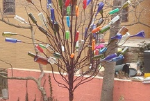 Bottle tree / by Regina Bellitto