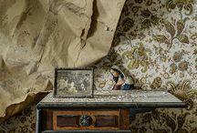 wallpaper / by Eliza Jane Curtis | Morris & Essex