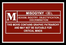 Misogyny's Rise and Fall / A little history and status on misogyny in the world all starting with the Garden of Eden story.  A story of insecure men threatened by a woman's biological nature to select whose genes they want to carry on. / by ۞ Chuck Meyer ₢M
