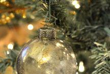 Christmas Tree 2013: Mercury Glass / by Krissy Schmidt