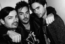 Thirty Seconds to Mars / by Mars Angel