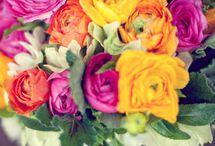 Favorite Florals / by Polka Dot Design