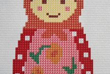I've Got A [Cross] Stitch / by Fiona Downie