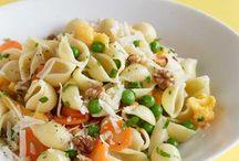 primarily pasta/macaron/rice / by Kathleen Cranmer