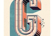 Type / by James Warfield