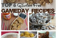 Gameday Grub / Snacks, Appetizers, Football Snacks, Gameday Recipes, Gameday Appetizers, Gameday Snacks, Gameday Snack Ideas / by Little Leopard Book