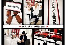 Taekwondo Party / by Die, Food Dye!