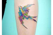 Tattoos / Inspiration for my future tattoos / by Gabriela Puscasu