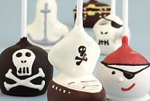 cake pops / by Jennifer Mistrangelo Pastor