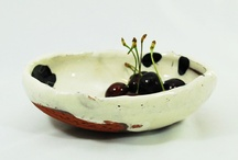 My Life as a Bowl / i wonder if cherries dream about their bowls / by Birdie Boone
