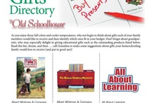 Directories / by The Old Schoolhouse Magazine