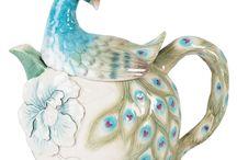 Porcelain, glases / by Anne Skjerven