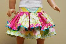 doll clothes & ideas / by Tara Whitaker