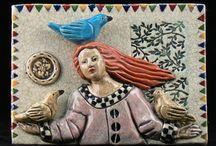Ceramic Tiles.. / by Christina Phoenix