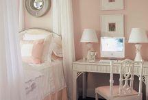 Kamis Room / Girl/pre-teen bedroom   / by Crystal Walker-Smith