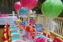 Ryleigh's b-day party! / by Melody Paquette