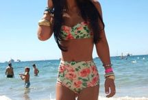 swimsuit / by Romina