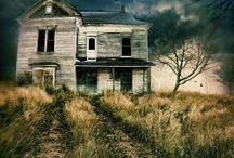 Abandoned buildings / by Erin Hausske-Adkins