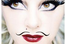 Inspiring Makeup / by Giovanna Saldaña