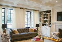 Family Rooms / by Leah Dodge