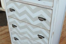 IC Furniture Refabs / by Beckie Farrant {infarrantly creative}