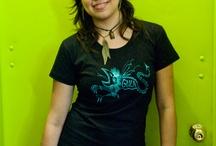 Graphic T-shirts / by Alfalfa Studio