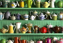 Tea Party! / by Susan Martelli