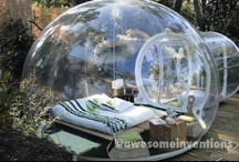 COOL TENTS / by Donna Griffin