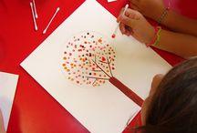 Cool School Ideas-Art / by Justina Morgan