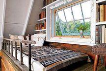 Dream Home Ideas / by Janelle Honeycutt