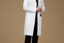 Summer White Coats | Cherokee / by Cherokee Scrubs