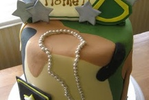 cakes / by Julie Carr