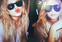 Olsens Only / by The Pretty Secrets