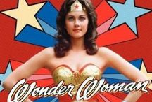 WONDER WOMAN!! / All our hopes are pinned on you, and the magic that you do. / by Dee Soto