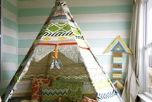 Ava Gray's Big Girl Room / by MODCottage Designs