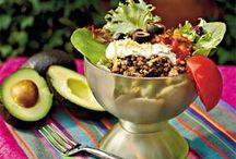Favorite Recipes / by Kathy Hinojosa