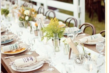 Tables and Occasions / by Quanta Mayer