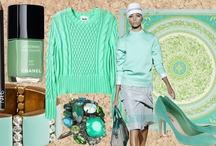 Trend Report - Mint / by Amy Mahler