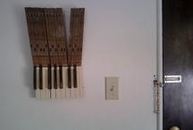 PIANO PROJECTS / by Jeanette Laskey