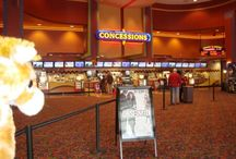 Movie Time  / by Pro Stanchions
