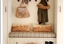 Mudroom / by Melissa Lenox Design