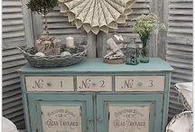Painted Furniture! / by Debbie Kray