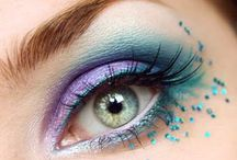 Beauty, Makeup & Nails / by Cindy-Leah Weisner Pinney