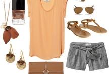 Summer fashion  / by Maribel Manriquez