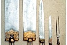 [Medieval Life] Feast Gear / Extant examples of feasting gear from 600-1600 AD. / by Society for Creative Anachronism