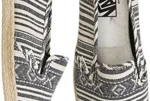 Footwear / by Moises Deniz Casares
