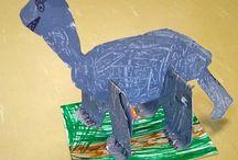 Dinosaur Theme / by Lorie Muharsky