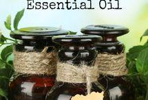 Essential Oils / by Kristin Geber