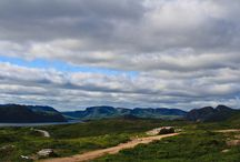 Newfoundland and Labrador / Images from home. / by Candice Walsh