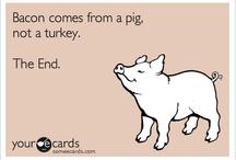 Bacon For President!  / Necessary Indulgences ~ Eat to Live, Travel to Eat™ / by Necessary Indulgences